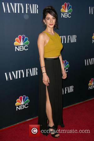 Sheila Vand - Celebrities attend NBC & Vanity Fair 2014-2015 TV Season at Hyde Sunset Kitchen - Red Carpet Arrivals...