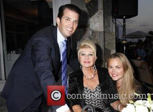 Don Trump Jr, Ivana Trump and Vanessa Trump