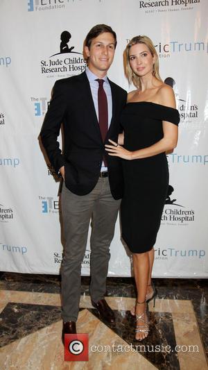 Ivanka Trump and Husband Jared