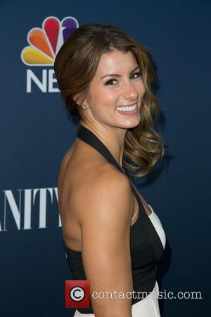 Jennifer Widerstrom - NBC & Vanity Fair 2014-2015 TV Season held at Hyde Sunset Kitchen - Arrivals - Los Angeles,...