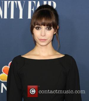 Cristin Milioti - Celebrities attend NBC & Vanity Fair 2014-2015 TV Season at Hyde Sunset Kitchen - Red Carpet Arrivals...