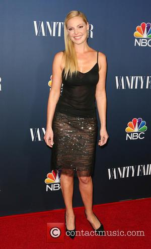 Katherine Heigl - Celebrities attend NBC & Vanity Fair 2014-2015 TV Season at Hyde Sunset Kitchen - Red Carpet Arrivals...