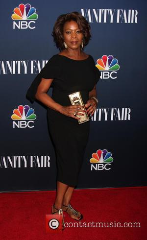 Alfre Woodard - NBC & Vanity Fair 2014-2015 TV Season held at Hyde Sunset Kitchen - Arrivals - Los Angeles,...