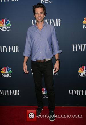 David Walton - NBC & Vanity Fair 2014-2015 TV Season held at Hyde Sunset Kitchen - Arrivals - Los Angeles,...