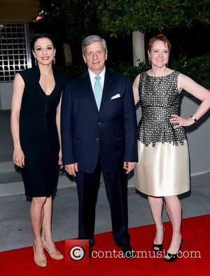 Veronika Part, Larry Bpland and Rachel Moore - ABT 'Stars Under The Stars' evening to benefit the American Ballet Theatre...