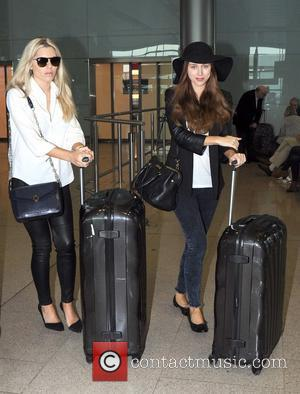 Mollie King and Una Healy Foden