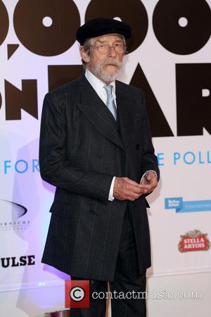 "John Hurt ""Undergoing Treatment"" For Cancer, Promises To Continue Working"