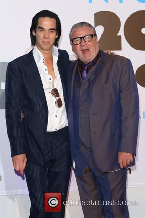 Nick Cave and Ray Winstone