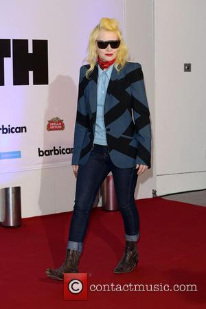 Pam Hogg - '20,000 Days on Earth' gala screening held at Barbican Hall - Arrivals - London, United Kingdom -...