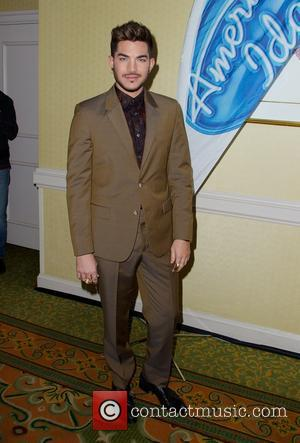 Adam Lambert - American Idol XIV at New York Marriot in Brooklyn, NY - New York City, New York, United...
