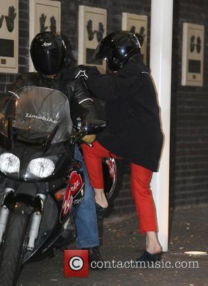 Cerys Matthews - Cerys Matthews outside the ITV studios - London, United Kingdom - Wednesday 17th September 2014