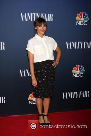Rashida Jones - NBC & Vanity Fair's 2014-2015 TV Season Event at Hyde Sunset - Los Angeles, California, United States...