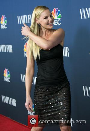 Katherine Heigl - Celebrities we photographed as the arrived at the NBC & Vanity Fair 2014-2015 TV Season held at...