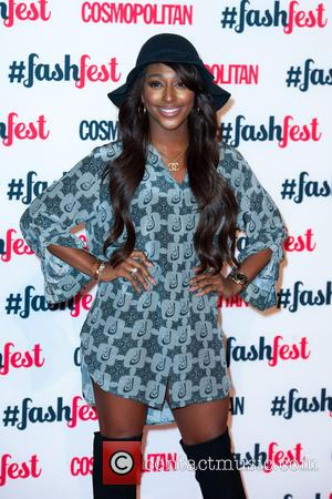 Alexandra Burke - Glamorous and fashionable stars took to the red carpet at the Cosmopolitan #FashFest event which was held...