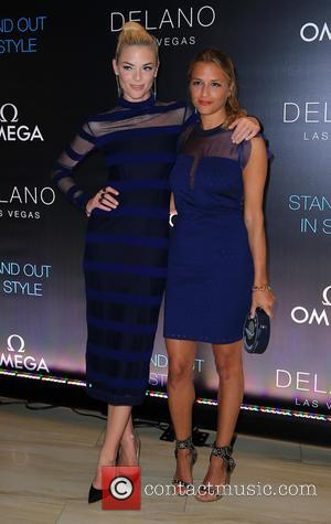 Jaime King and Charlotte Ronson