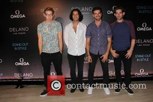 Magic! - Delano Las Vegas Grand Opening Party - Las Vegas, Nevada, United States - Thursday 18th September 2014