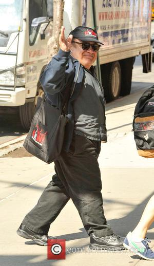Danny Devito - Danny DeVito spotted returning to his New York hotel - New York City, New York, United States...
