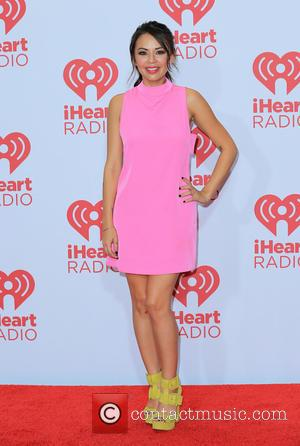 Janel Parrish - iHeartRadio Music Festival 2014 Las Vegas at MGM Grand - Las Vegas, Nevada, United States - Friday...