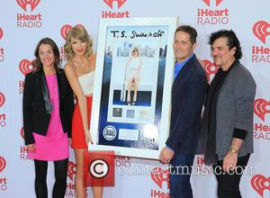 Taylor Swift - iHeartRadio Music Festival 2014 - Arrivals at MGM Grand - Las Vegas, Nevada, United States - Friday...