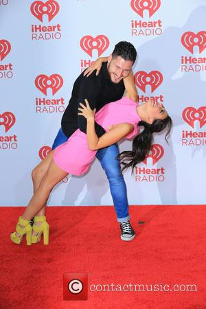 Val Chmerkovskiy and Janel Parrish