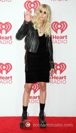 Taylor Momsen - iHeartRadio Music Festival - Las Vegas, Nevada, United States - Friday 19th September 2014