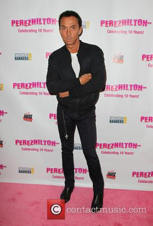 Bruno Tonioli - Perez Hilton 10th Anniversary Party at The Hollywood Athletic Club - Hollywood, California, United States - Friday...