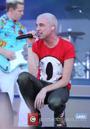 Neon Trees and Tyler Glenn