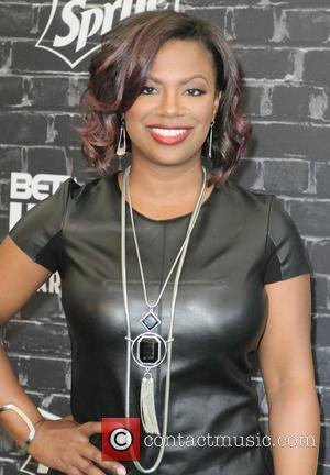 Kandi Burruss - A variety of celebrities were photographed at the 2014 BET Hip Hop Awards which was presented by...