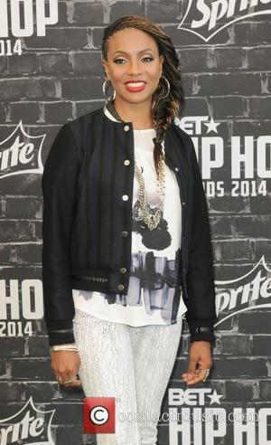 MC Lyte - A variety of celebrities were photographed at the 2014 BET Hip Hop Awards which was presented by...