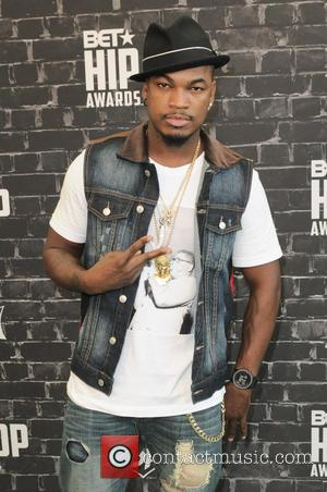 Ne-Yo - A variety of celebrities were photographed at the 2014 BET Hip Hop Awards which was presented by Sprite...