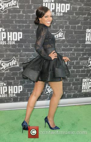 Wendy Raquel Robinson - A variety of celebrities were photographed at the 2014 BET Hip Hop Awards which was presented...