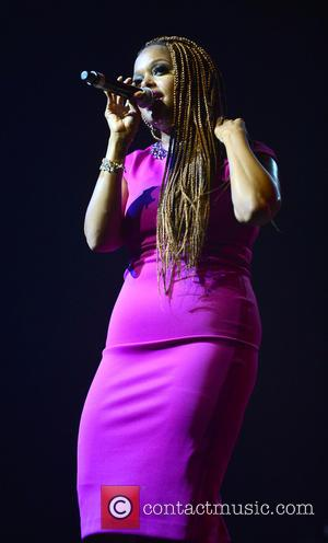 Chrisette Michele - Chrisette Michele performs live in concert at James L Knight Center - Miami, Florida, United States -...
