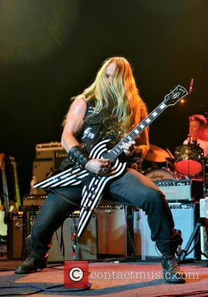 Zakk Wylde - Hard Rock live in Hollywood was one of the venues on the Experience Hendrix 2014 Tour in...