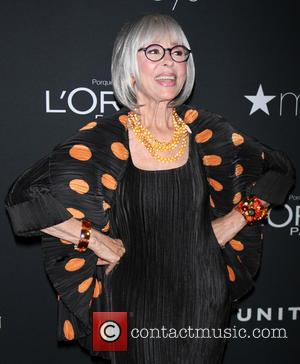 Rita Moreno - Popular women's fashion magazine Vanidades hosted the Icons Of Style Gala 2014 in New York, United States...