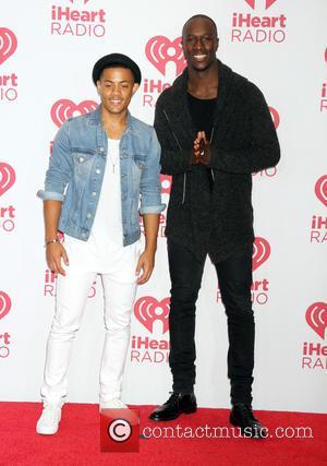 Nico & Vinz - iHeartRadio Music Festival 2014 - Las Vegas, Nevada, United States - Saturday 20th September 2014