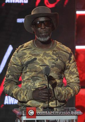Michael K. Williams - A variety of hip hop stars attnded the 2014 BET Hip Hop Awards Show in Atlanta,...