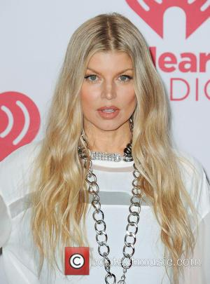 Fergie - An array of stars attended the iHeartRadio Music Festival 2014 at MGM Grand Garden Arena and were photographed...