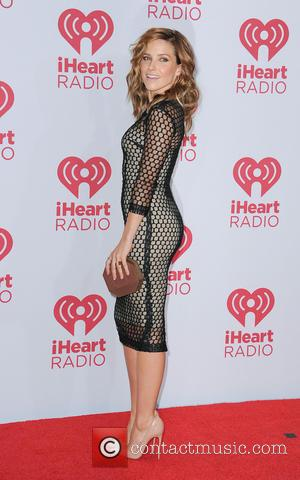 Sophia Bush - An array of stars attended the iHeartRadio Music Festival 2014 at MGM Grand Garden Arena and were...