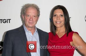 Jeff Perry and Linda Lowy - Stars were snapped at the Palihouse in West Hollywood for the TGIT Premiere Event...