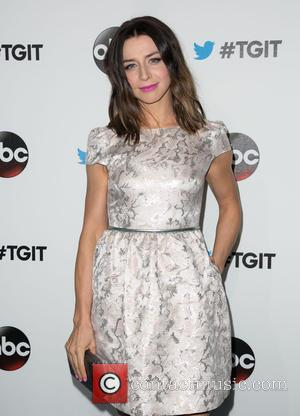 Caterina Scorsone - Stars were snapped at the Palihouse in West Hollywood for the TGIT Premiere Event in Los Angeles,...