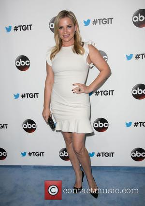 Jessica Capshaw - Stars were snapped at the Palihouse in West Hollywood for the TGIT Premiere Event in Los Angeles,...