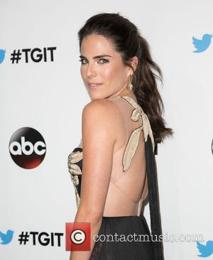 Karla Souza - Stars were snapped at the Palihouse in West Hollywood for the TGIT Premiere Event in Los Angeles,...