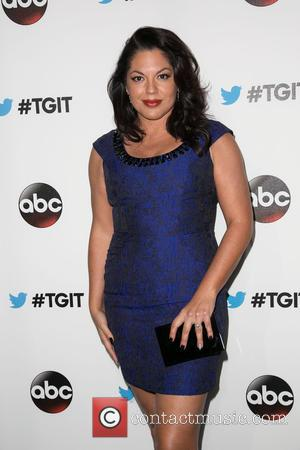 Sara Ramirez - Stars were snapped at the Palihouse in West Hollywood for the TGIT Premiere Event in Los Angeles,...