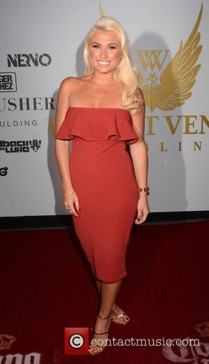 Billie Faiers - Stars attend the fifth birthday of the restaurant and late night bar The Wright Venue in Dublin,...