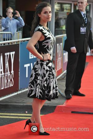 Charlotte Riley - Special screening of  'Peaky Blinders' - Arrivals at Cineworld - Birmingham, United Kingdom - Sunday 21st...
