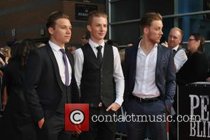 Joe Cole, Finn Cole and Harry Kirton