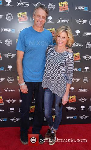 Tony Hawk - Shots from the red carpet at Tony Hawk's 11th Annual Stand Up For Skateparks Benefit held in...