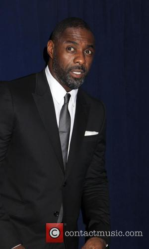 Idris Elba - Stars including Sting, Idris Elba, Uma Thurman and Leonardo DiCaprio were photographed at the Global Citizens awards...