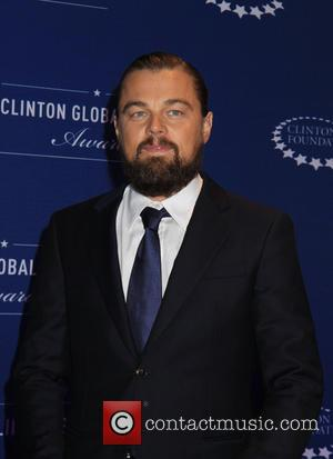 Leonardo DiCaprio - Stars including Sting, Idris Elba, Uma Thurman and Leonardo DiCaprio were photographed at the Global Citizens awards...