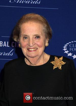 Citizens and Madeline Albright